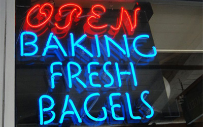 New York Bagel