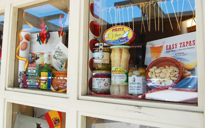 The Spanish Table at Strawberry Village